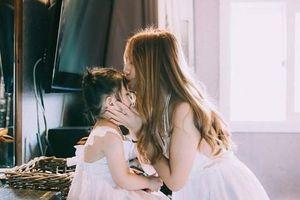Nước mắt mẹ đơn thân (10): Choáng váng khi nghe con gái nói ba Vĩ sờ vào chỗ đẻ em bé của con
