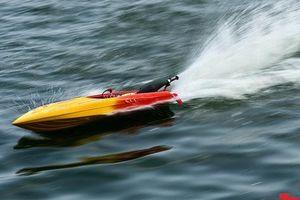 Tìm hiểu thú chơi mô hình tàu siêu tốc ở Hà Nội