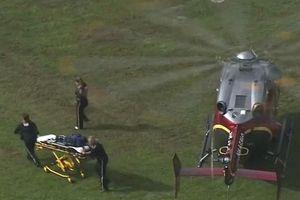 Cận cảnh hiện trường vụ xả súng kinh hoàng tại Mỹ, 11 người chết