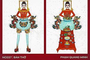 Tranh cãi trang phục dân tộc của đại diện Việt Nam tham dự Miss Universe 2019