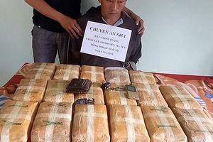 Phá đường dây ma túy xuyên quốc gia, thu giữ 100.000 viên ma túy tổng hợp