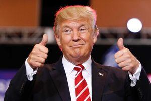 Tỷ lệ ủng hộ Tổng thống Donald Trump đạt cao nhất trong vòng 2 năm qua