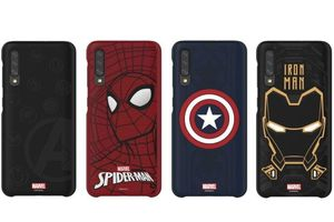 Samsung bán ốp lưng Marvel cho Galaxy A40, A50 và A70
