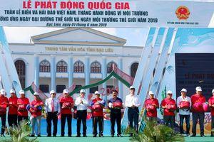 Phát động Tuần lễ Biển và Hải đảo Việt Nam năm 2019