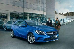 Có nên mua xe Mercedes-Benz đã chạy được 5 năm?