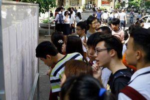 Hôm nay, gần 86.000 thí sinh Hà Nội làm thủ tục dự thi vào lớp 10 năm 2019