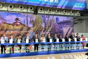 Việt Nam tham gia Hội chợ du lịch quốc tế Sơn Đông
