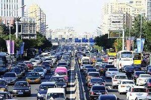 Trung Quốc nỗ lực hạn chế sử dụng ô-tô cá nhân