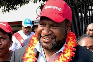 James Marape – 'chủ nhân mới' của Papua New Guinea