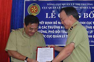 'Ghế' Cục trưởng Cục Quản lý thị trường tỉnh Cà Mau đã có chủ