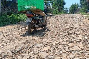 Cận cảnh con đường 'đau khổ' ở Quảng Trị