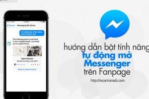 Hà Nội: Sẽ tiếp nhận thông tin tố giác tội phạm qua Facebook từ ngày 17/6