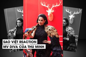 Sao Việt thích thú trước khái niệm 'diva' của Thu Minh