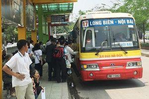 Hà Nội mở tuyến buýt Hà Đông đi Nội Bài từ tháng 6