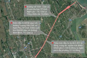 Các địa phương phải chịu trách nhiệm nếu chậm giải phóng đường Vinh - Cửa Lò