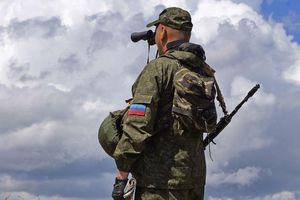LNR ghi nhận hệ thống phòng không Ukraina tại chiến tuyến ở Donbass