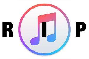 iTunes sắp sửa bị thay thế bằng Music