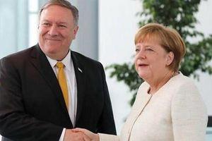 Thủ tướng Angela Merkel đánh giá về mối quan hệ giữa Mỹ và Đức