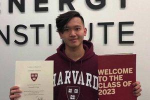 Nam sinh vô gia cư gốc Việt mồ côi cha đỗ đại học Havard