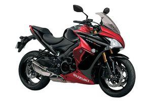 Sport bike Suzuki công suất 150 mã lực, giá 454 triệu đồng
