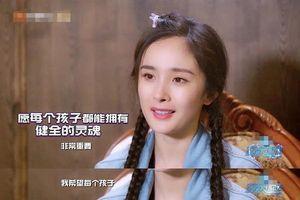 Dương Mịch lên tiếng trả lời khi bị nghi ngờ không yêu thương con gái Tiểu Gạo Nếp