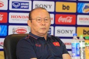 HLV Park Hang-seo: Đã hiểu vì sao người ta bảo làm HLV tuyển Việt Nam mệt mỏi lắm