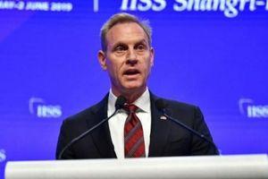 Mỹ ra 'đòn phủ đầu' Trung Quốc tại Đối thoại Shangri-La