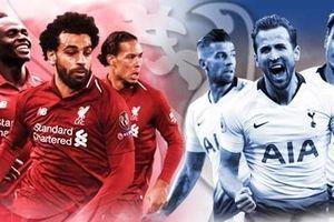 Đại chiến đôi công kịch tính giữa Tottenham - Liverpool