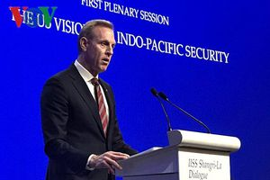 Mỹ trình bày tầm nhìn Ấn Độ Dương-Thái Bình Dương, phê phán Trung Quốc