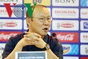 HLV Park Hang Seo: 'Tại sao phóng viên Việt Nam ai cũng muốn làm HLV'