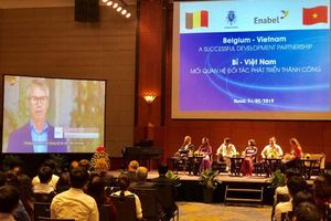 Phát triển thành công mối quan hệ đối tác Bỉ - Việt Nam