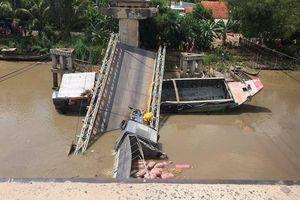 Cầu BOT Tân Nghĩa vừa hết thời gian thu phí bị sập: Bộ Giao thông yêu cầu khắc phục ngay