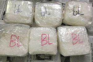 Những khoảnh khắc đấu trí trong vụ án bắt 8kg ma túy
