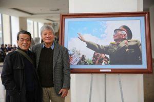 Trần Định, nhà nhiếp ảnh trọn đời chụp ảnh Đại tướng Võ Nguyên Giáp đã đột ngột ra đi