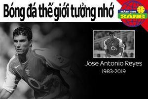 Bóng đá thế giới tưởng nhớ Reyes, Số 1 thế giới bị loại