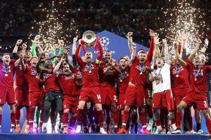 Liverpool trên đỉnh châu Âu!