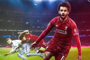 Hí họa Salah trở lại lợi hại sau tròn một năm bị Ramos quật ngã