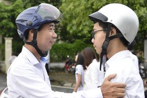 Cuộc đua căng thẳng vào cấp ba của học sinh Hà Nội