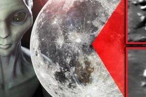 Ảnh chụp của NASA cho thấy người ngoài hành tinh đang sống trên Mặt trăng?