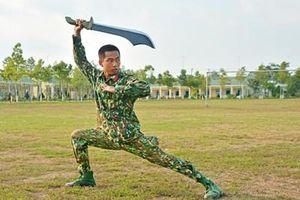 Tìm kiếm tài năng chiến sĩ binh nhì