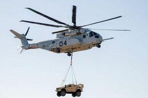 Đức dự định thay thế phi đội trực thăng vận tải hạng nặng