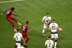 Origi chính là 'thần tài' của Liverpool