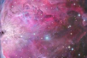Ngắm Tinh vân Orion trong diện mạo tuyệt sắc