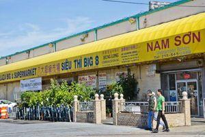 Trung tâm mua sắm nổi tiếng của người Việt ở Mỹ sắp bị dẹp bỏ