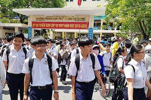 Đà Nẵng: Bỏ thi môn Ngoại ngữ vào lớp 10, nhiều thí sinh thấy thiệt thòi