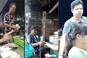 Hưng 'kính' đã cưỡng đoạt tiền của tiểu thương chợ Long Biên như thế nào?