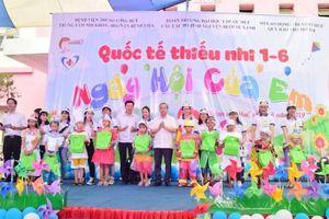 Thừa Thiên-Huế tổ chức ngày hội trẻ em và tặng quà cho bệnh nhi
