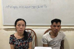 Sơn La: Bắt giữ đôi nam nữ, thu 2 bánh heroin và 8000 viên ma túy