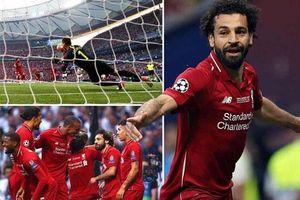 Salah hoàn tất 'bộ sưu tập', Origi đóng vai thần tài và những điểm nhấn từ trận Liverpool vs Tottenham