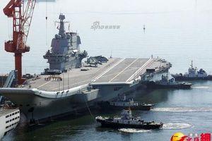 Trung Quốc qua mặt 'thầy giáo' Nga trở thành cường quốc tàu sân bay thứ hai thế giới